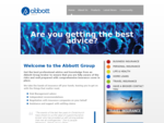 Life Insurance, Home Contents Insurance, Travel, Commercial, Marine - Abbott Group