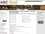 Petites annonces de brocante virtuelle où vous allez pouvoir vendre ou acheter des bibelots, de ...