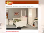 ABC Meubelfabriek babykamers, jeugdkamers en bedden in massieve den - Welkom