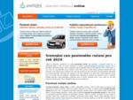 Povinné ručení - srovnání cen - ABC pojištění