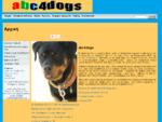 abc4dogs - Εκπαιδευτής σκύλων - Θετική εκπαίδευση σκύλων