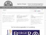 Ihr Versicherungsmakler in Landsberg - Agentur Berger - Freies Versicherungsbüro