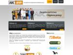 ABC BHP - Kompleksowe zaopatrzenie zakładów pracy