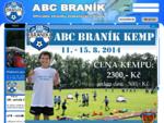 Oficiální stránky fotbalového klubu ABC BRANÍK.