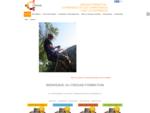 formation echafaudage travaux en hauteur batiment travaux publics habilitation stress