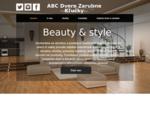 ABC Dvere Prešov najlačnejšie na trhu | dvere zárubne, bezpečnostné dvere, interiérové dvere, pr