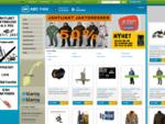 Nettbutikk for jakt, fiske og friluftsliv - ABC Fritid
