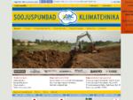 ABC Kliima - Erakliendile - Avaleht