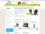 Internetový obchod pro péči rodičů o jejich děti. Vybíráme a nabízíme ověřené kvalitní dětské kočár