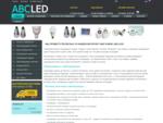 ABCLED - светодиодное освещение, ленты, пульты, адаптеры. Светодиодные экраны, бегущие строки,