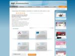 Dépannage informatique à domicile et création de sites web à Caen | AB Connexion - Création de site