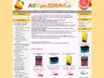 Zdravá výživa, posílení imunity, kosmetika, diety, hubnutí, klouby - ABCproZDRAVÍ. cz
