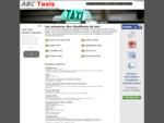 ABC Taxis est un site d'annonces à destination des chauffeurs de taxi ou de ceux qui veulent le ...
