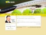 ABC Tenis. Szkółka tenisa Andrzeja Degórskiego.