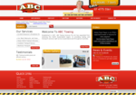 ABC Towing Townsville, Car Transport and Towing, Machinery Transport