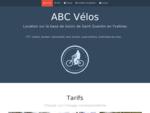 ABC vélos - Location vélos et rosalies à Rambouillet
