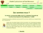 abeille-cyclotourisme. fr, Rueil Malmaison. Balades conviviales à vélo. Le cyclotourisme un art d