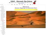 ABeR - Alternativ Bus Reisen Busreisen, Korsika, Skireisen, Singles, Familienreisen, Busvermiet