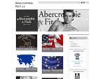 Oblečení Abercrombie and Fitch | Abercrombie-fich. cz