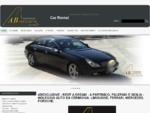 Noleggio auto cerimonia a Palermo, Trapani - ABexclusive - Rent a dream - a Partinico, Palermo e S