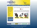 ABHIOSA, empresa dedicada a la venta de mangueras, bandas, conexiones, bombas para agua y en gen