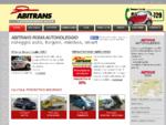 Abitrans autonoleggio Roma, noleggio auto, furgoni, minibus, smart