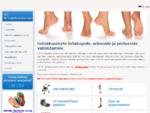 OUuml; Rehabilitatsiooniabi tegeleb individuaalsete tallatugede, ortooside ja proteeside valmis