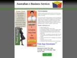 website hosting, e-business, website design, marketing, promotion, e-commerce and it training r