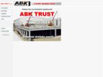 ABK TRUST , spol. s r. o. - Kompletní realizace prùmyslových, obèanských a bytových staveb spolu