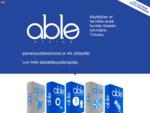 Able Design