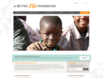 Home - A Better Life FoundationA Better Life Foundation