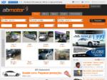Carros usados, automóveis usados, classificados auto - Abmotor