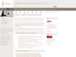 Abogados altamente especializados en derecho de Internetderecho en línea, derecho de tecnología de