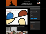 Art aborigène - Artistes, peintures, galerie - www. aborigene. fr