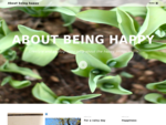 About being happy | Just another WordPress site