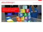 AboutDesign Grafisch ontwerp Corporate design Amsterdam