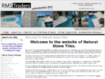Rms Traders and aboutSTONE suppliers of natural stone tiles