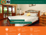 Welcome to Above Bored Bed Breakfast, Perth. Official Owner Site.