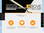 Webdesign seo reclamebureau grafisch ontwerp | Above Second - Mechelen