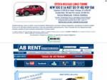 AB Rent - noleggio auto, noleggio furgoni, servizio sponsali, servizio taxi, furgonoleggio, aut