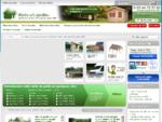 Abris de jardins, auvent , pergola , garage en bois et chalets - Abris et Jardin
