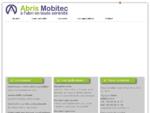 Abri extérieur, auvent, carport - Fabrication et installation d'abris en France - Abris Mobitec