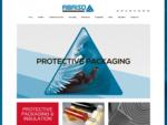 ABRISO verpakkingsmateriaal materiel d'emballage packaging material Verpackungsmaterial