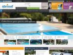 | Cobertura piscina Abrisud - Fabricante cobertura para piscina