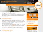 Autopožičovňa Bratislava, požičovňa áut a prenájom vozidiel | ABRIX Autopožičovňa Bratislava