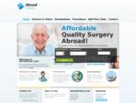 AbroadClinics. com
