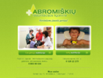 Abromiskes. lt - reabilitacijos ligoninė - Reabilitacija