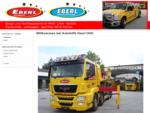 Willkommen bei Autohilfe Eberl OHG