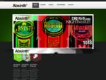 """El Licor de ajenjo """"Absinth®"""" El Original, desde 1518 un Lugar donde los sueños se mezclan con las"""