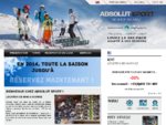 Location de skis aacute; Avoriaz - Absolut Sport SkiShop - Location et réservation de skis et de